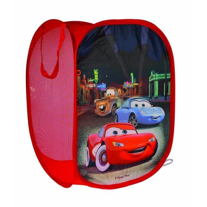 Coffre a jouet cars disney achat vente panier casier pour meuble cdiscount - Grand coffre a jouet cars ...