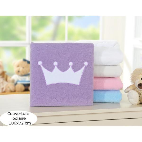 couverture polaire achat vente couverture plaid b b 5908297427270 cdiscount. Black Bedroom Furniture Sets. Home Design Ideas