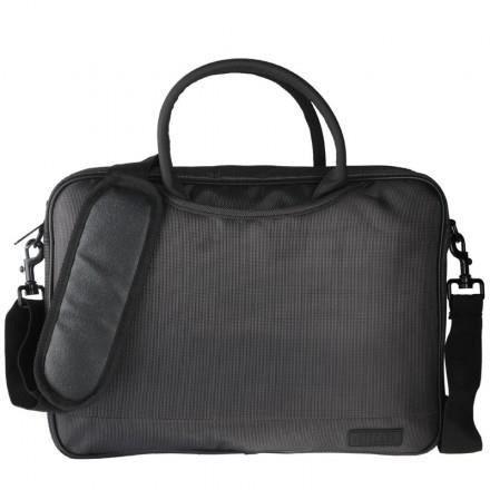 sacoche bandouli re nylon pour pc portable 13 pouces. Black Bedroom Furniture Sets. Home Design Ideas