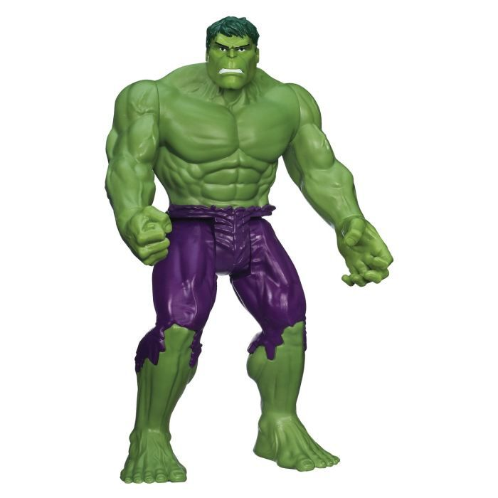 avengers figurine hulk 30 cm achat vente figurine personnage cdiscount. Black Bedroom Furniture Sets. Home Design Ideas