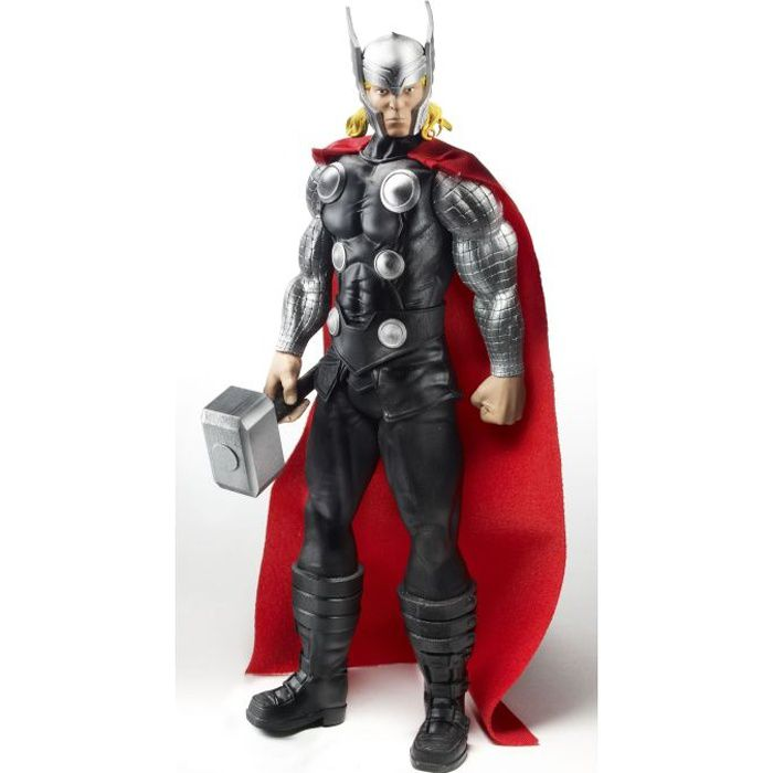 thor figurine 30 cm achat vente figurine personnage cdiscount. Black Bedroom Furniture Sets. Home Design Ideas
