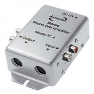 AMPLIFICATEUR HIFI Pré-amplificateur phono