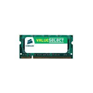 MÉMOIRE RAM RAM DDR2 800 MHZ CORSAIR 2 GO SO DIMM-Mémoire viv