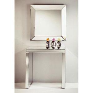 CONSOLE KEOPS Ensemble console et miroir petits modèles…