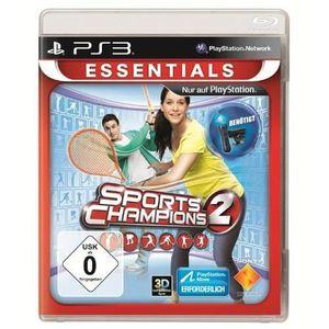 JEU PS3 SPORTS CHAMPIONS 2 - ESSENTIALS [IMPORT ALLEMAN…