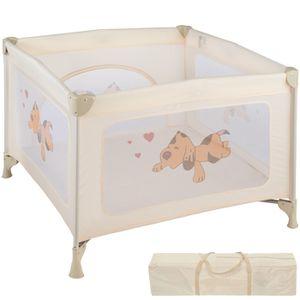 parc pliant bebe achat vente parc pliant bebe pas cher soldes cdiscount. Black Bedroom Furniture Sets. Home Design Ideas