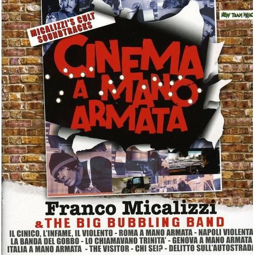 Franco Micalizzi - Violence! (Colonna Sonora Originale Tratta Dal Film)