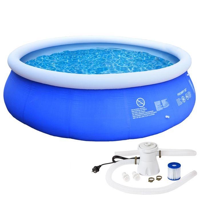 Pompe piscine hors sol les bons plans de micromonde - Pompe de piscine hors sol ...