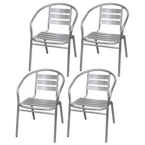 chaise aluminium achat vente chaise aluminium pas cher. Black Bedroom Furniture Sets. Home Design Ideas