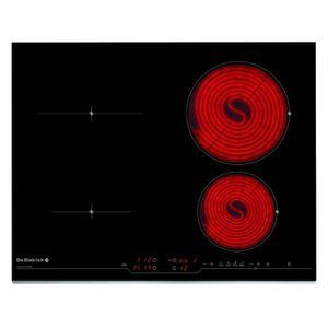 plaque de cuisson mixte induction et vitroceramique achat vente plaque de cuisson mixte. Black Bedroom Furniture Sets. Home Design Ideas