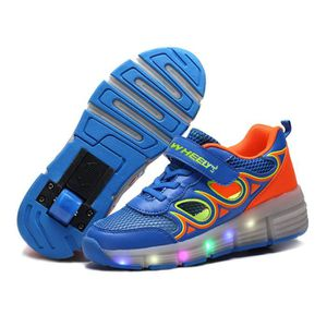 Chaussures Gar On Baskets Roulettes Achat Vente Chaussures Gar On Baskets Roulettes Pas