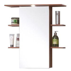 Armoire avec miroir salle de bains achat vente armoire for Armoire de toilette miroir pas cher