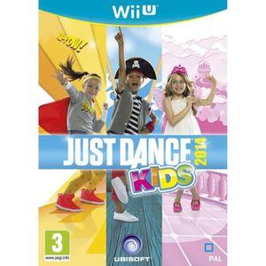 JEUX WII U JUST DANCE KIDS 2014 WII U