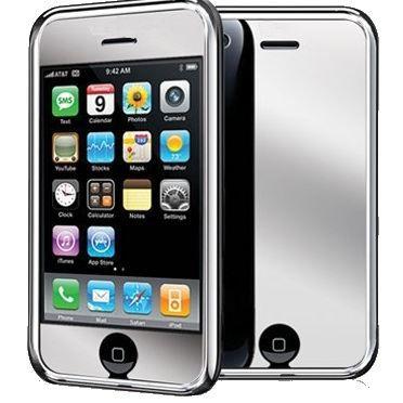 Protection d 39 ecran effet miroir pour iphon achat for Effet miroir photo iphone