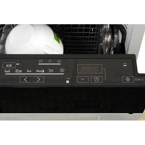 Lave vaisselle encastrable de dietrich dvh938je1 f achat for Consommation d eau d un lave vaisselle