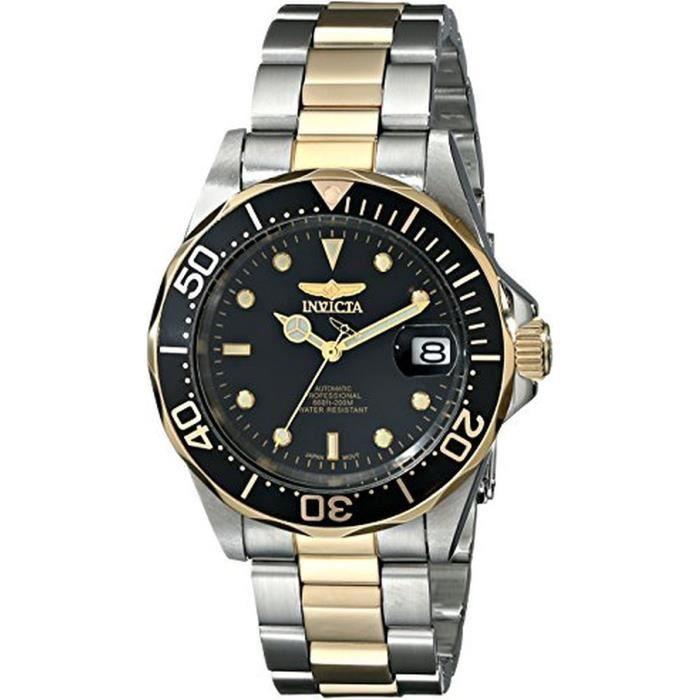 montre invicta achat vente montre montre invicta prix discount 0843836089272 cdiscount. Black Bedroom Furniture Sets. Home Design Ideas