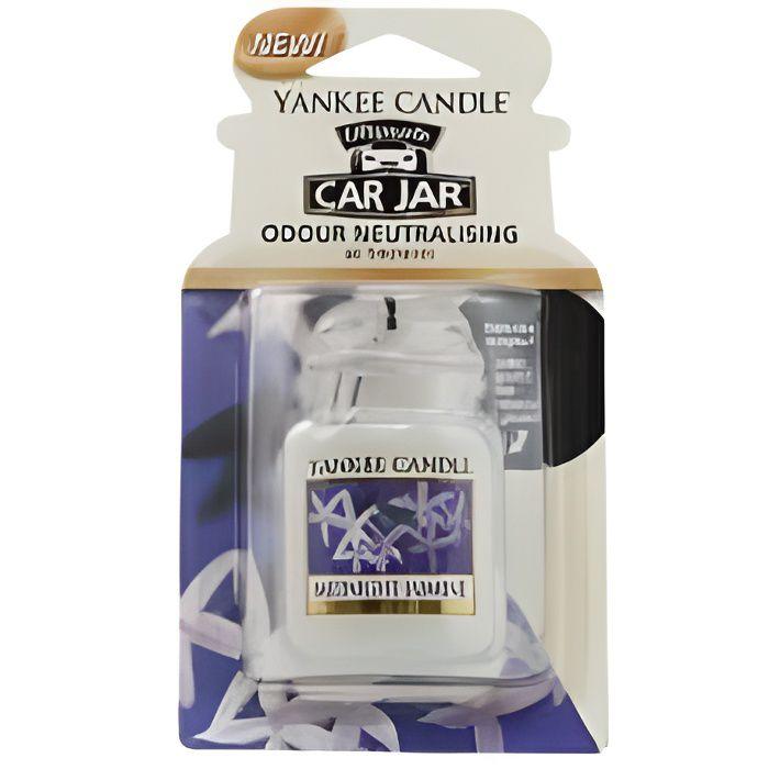 diffuseurs de parfum pour voiture midnight jasmine yankee candle achat vente d sodorisant. Black Bedroom Furniture Sets. Home Design Ideas