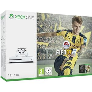 CONSOLE XBOX ONE NOUV. Pack Xbox One S 1To + FIFA 17