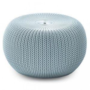 pouf bleu achat vente pouf bleu pas cher. Black Bedroom Furniture Sets. Home Design Ideas