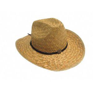 chapeau en paille achat vente chapeau en paille pas cher les soldes sur cdiscount cdiscount. Black Bedroom Furniture Sets. Home Design Ideas