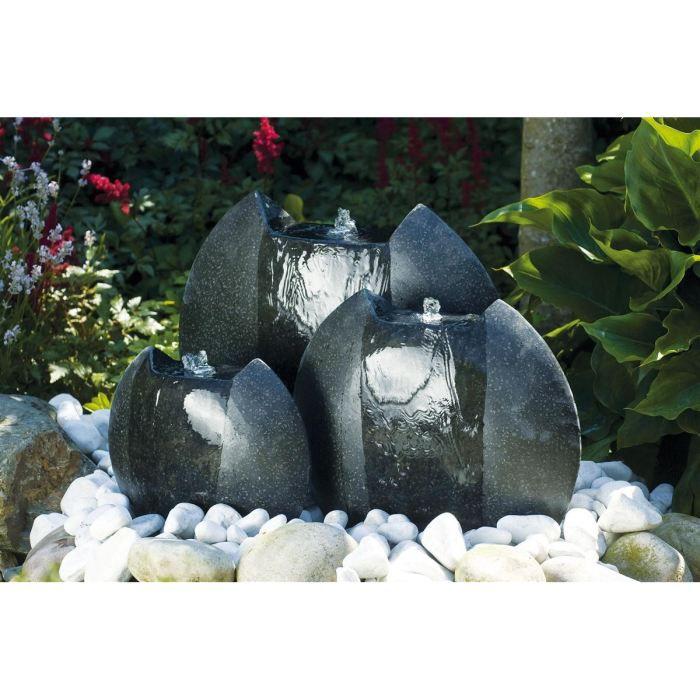 fontaine de jardin ferrara achat vente fontaine de jardin fontaine de jardin ferrara cdiscount. Black Bedroom Furniture Sets. Home Design Ideas