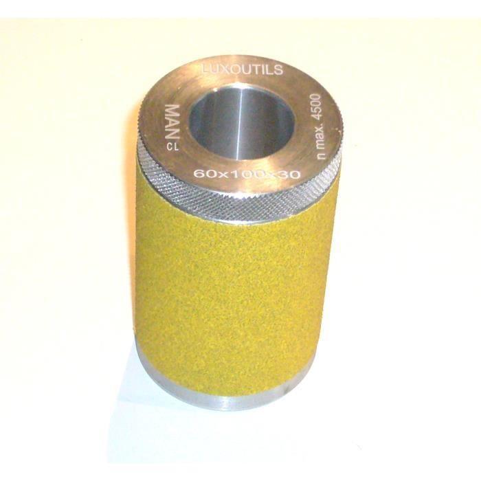 cylindre de poncage recuperation papier toupie arbre 30 mm. Black Bedroom Furniture Sets. Home Design Ideas