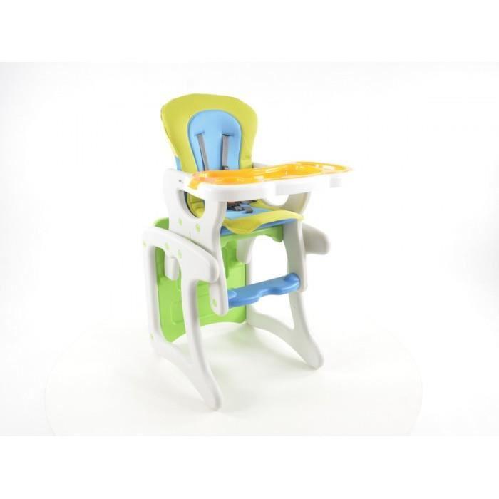 siege pour enfant pour la maison vert achat vente chaise haute 2009822298273 cdiscount. Black Bedroom Furniture Sets. Home Design Ideas