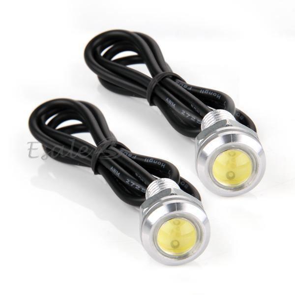 2 led lampe ampoule lumi re blanc pour voiture auto moto 12v 1 5w achat vente ampoule. Black Bedroom Furniture Sets. Home Design Ideas