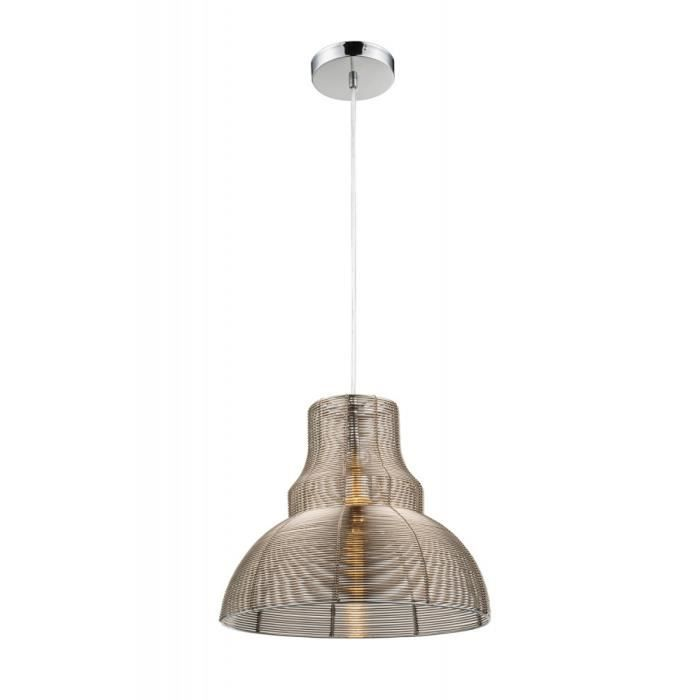 Lustre suspension clairage plafonnier luminaire plafond - Eclairage cuisine suspension ...