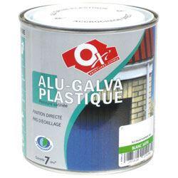 Oxi Alu Galva Plastique Gris Fonce 0 5 Achat Vente Peinture Vernis Cdiscount