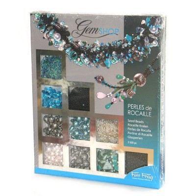 kit cr atif bijoux gemshop perles de rocail achat vente kit bijoux kit cr atif bijoux. Black Bedroom Furniture Sets. Home Design Ideas