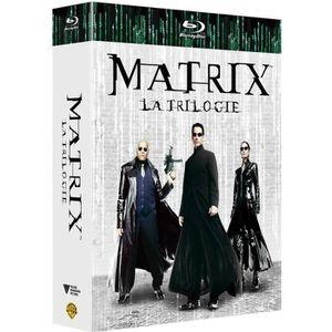 BLU-RAY FILM Blu-ray Matrix - La trilogie