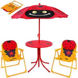 table exterieur enfants achat vente table exterieur enfants pas cher les soldes sur. Black Bedroom Furniture Sets. Home Design Ideas