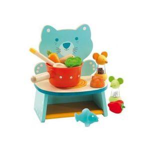 jeux jouets dinette cuisine djeco achat vente jeux. Black Bedroom Furniture Sets. Home Design Ideas