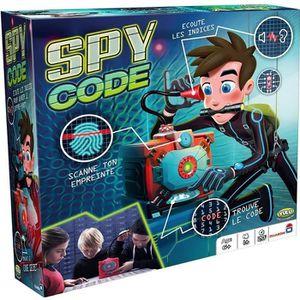 ESPION DUJARDIN Spy Code - Jeu d'Espion
