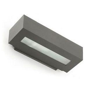 Applique West-2 gris fonce E27 100w