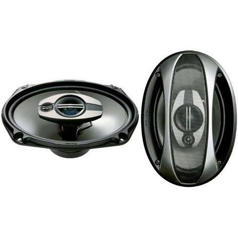 enceintes 15x23cm pioneer ts a6973r 300w 3 voies achat vente haut parleur voiture enceintes. Black Bedroom Furniture Sets. Home Design Ideas