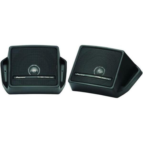 haut parleur pour installation exterieur 40 watts achat vente haut parleur voiture haut. Black Bedroom Furniture Sets. Home Design Ideas