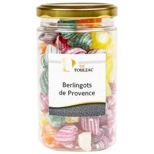 CONFISERIE DE SUCRE D de TOULZAC Berlingots de Provence 275g