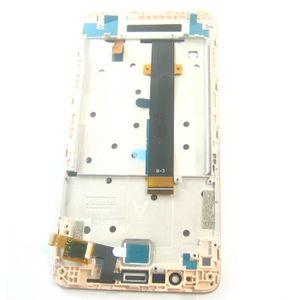 ECRAN DE TÉLÉPHONE VITRE TACTILE + ECRAN LCD + CHASSIS Pour Xiaomi Re