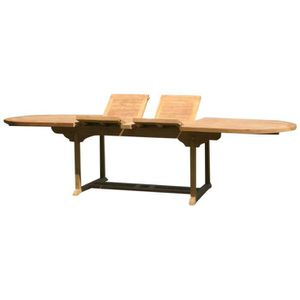 Table Ovale A Rallonge Achat Vente Table Ovale A