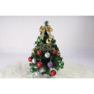 Decoration noeud pour sapin achat vente decoration for Mini sapin de noel decore