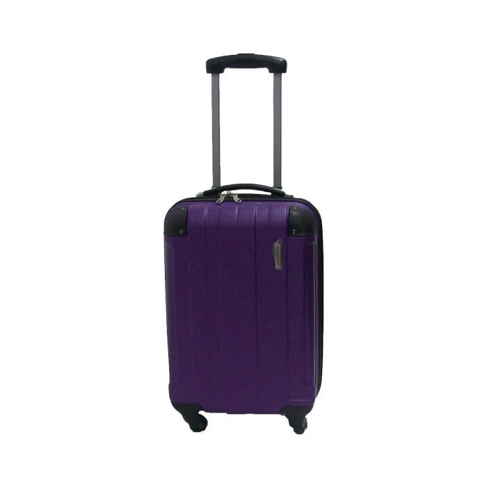 valise trolley taille cabine 4 roues 50cm achat vente valise bagage 6000006000275 cdiscount. Black Bedroom Furniture Sets. Home Design Ideas