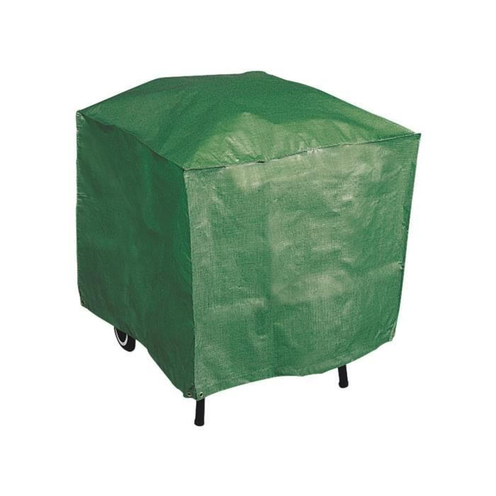 Housse pour barbecue carr 68 x 68 x 74 cm achat for Housse barbecue