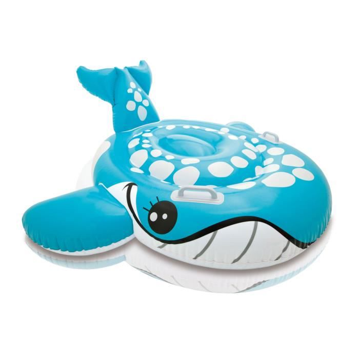 JEUX DE PISCINE Ile Baleine à chevaucher INTEX