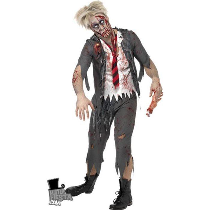deguisement zombie ecolier achat vente d guisement panoplie cdiscount. Black Bedroom Furniture Sets. Home Design Ideas