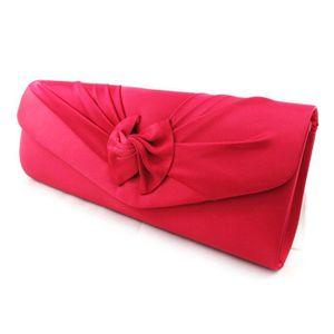 pochette pochette de crmonie tatiana rouge - Pochette Mariage Tati