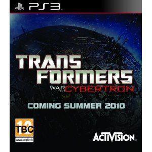 JEUX PS3 Transformers : kampf um Cybertron [import allem…