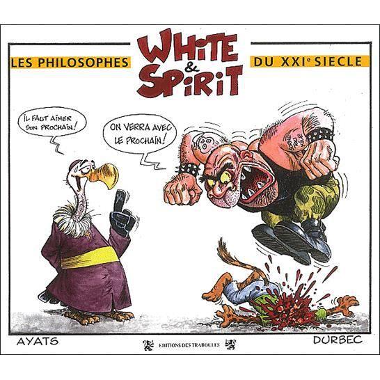 Le monde selon white spirit achat vente livre for Utilisation du white spirit