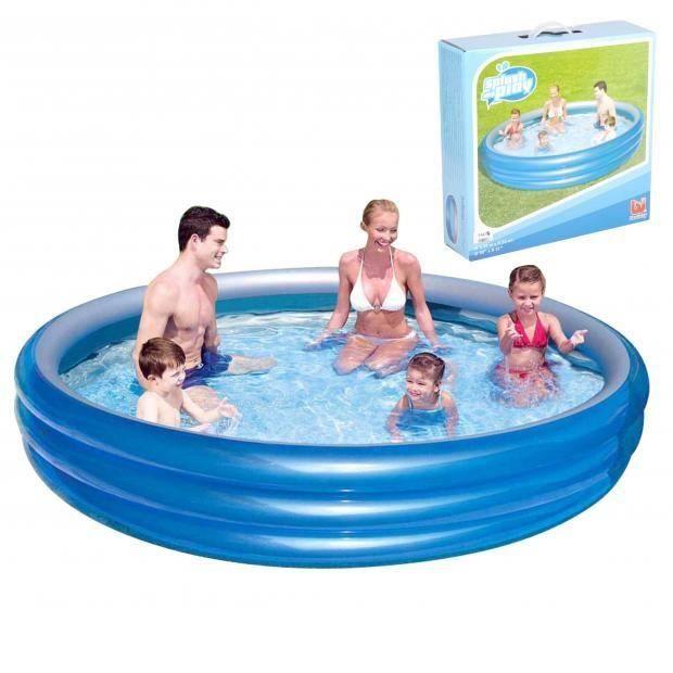 maison jardin plein air piscine gonflable enfant diam cm hauteur f  auc